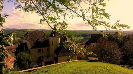 Gourdon, Midi-Pyrénées, France